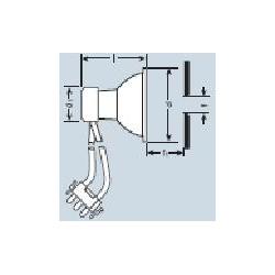 SIG64004 CL 50W 10V K23D FS1 OSRAM